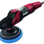 Flex bringt neue Poliermaschiene POLISHFLEX PE 14-2 150