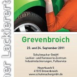 Deutscher Lackierertag 2011 in Grevenbroich