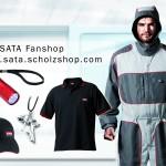 SATA Fanshop geht online