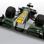 DuPont Refinish und Caterham F1-Team blicken optimistisch auf die bevorstehende Saison