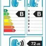 Neue EU-Reifenkennzeichnung