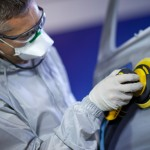 MIRKA PROS - Der neue pneumatische Exzenterschleifer - MIRKA PROS650CV