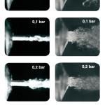 Was ist das Besondere an der ANEST-IWATA Vorzerstäuber Technologie mit Schlitzdüse?