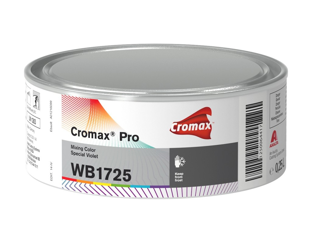 CX Cromax WB1725 0,25L LUT 300dpi