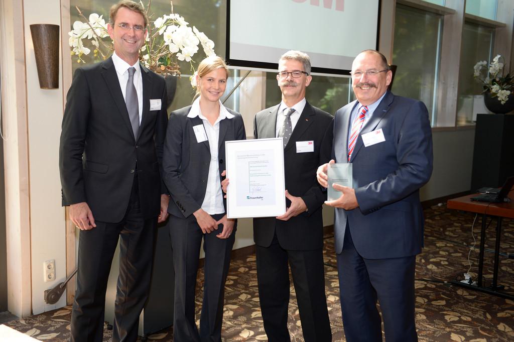 3M_Auszeichnung_Fraunhofer