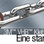 Eines für fast alles!  Das neue 3M VHB RP Klebeband