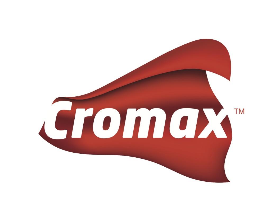 Cromax -ü logo high res