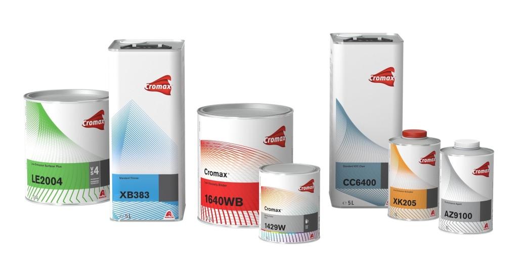 Cromax Basislack Produktgruppenbild 1