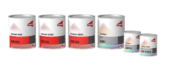 Cromax Centari Produktgruppenbild