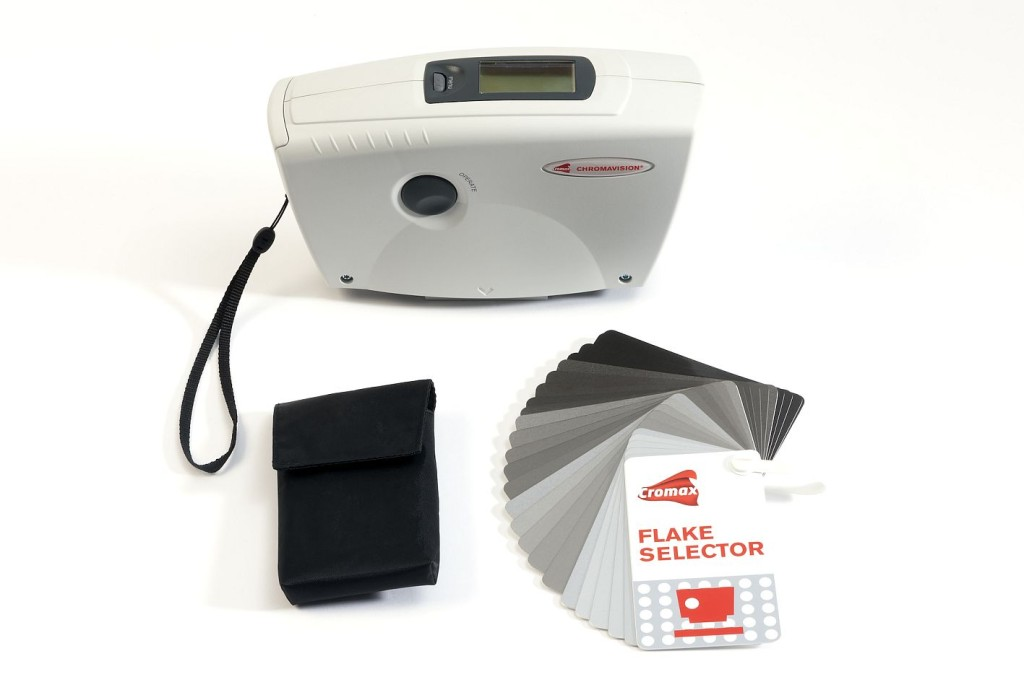 Cromax ChromaVision und Flake Selector