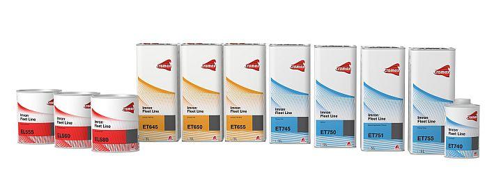 Cromax Imron Fleet Line Produktgruppenbild