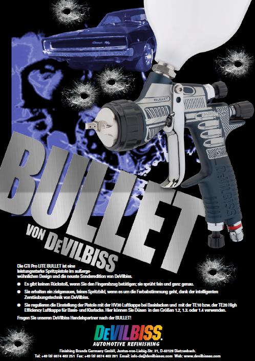 Flyer Bullet