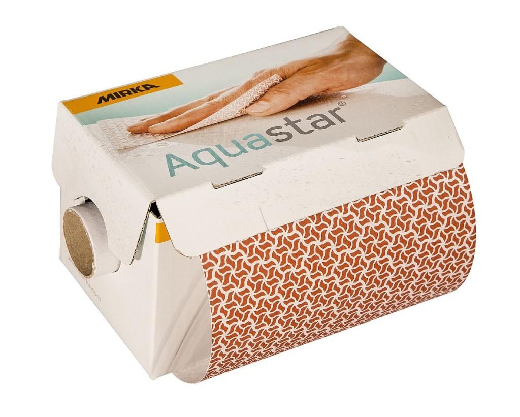 Mirka- Aquastar-Verpackung
