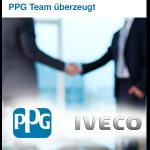 PPG und Iveco - Zwei Titanen kooperieren!