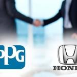 Ausbau der Zusammenarbeit: PPG Industries Europe und Honda Motor Europe