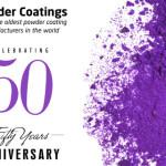 Axalta Coating Systems feiert 50 Jahre kommerziell hergestellte Pulverlacke