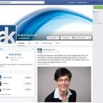 Die André Koch AG startet mit einer Facebook-Unternehmensseite durch