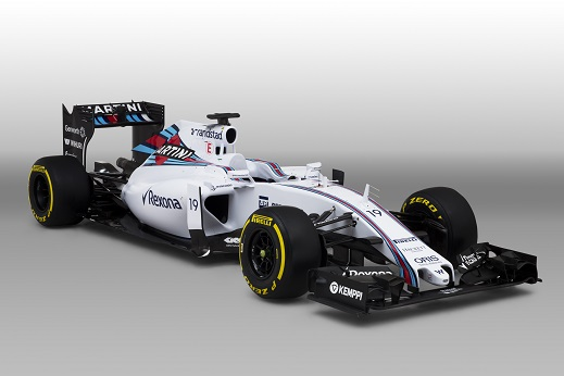 Bild 1_ Williams F1