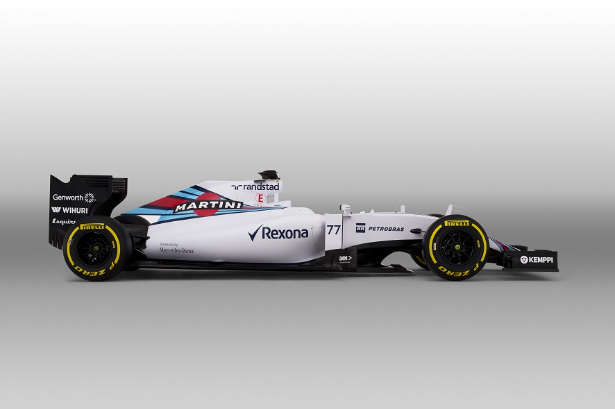 Bild 2_Williams F1