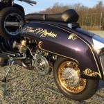 Einzigartige Kunstwerke für Biker mit Standox