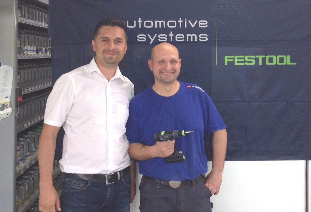 Foto 3 Gewinner Roadshow