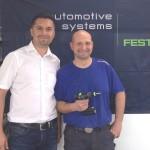 Festool und André Koch AG: Viel Interesse an der gemeinsamen Roadshow