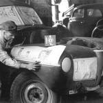 Alles begann 1923 in einer Autowerkstatt - Abdeckklebeband feiert 90sten Geburtstag