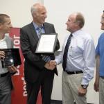 Axalta Coating Systems wird mit Volvo Cars Quality Excellence Award ausgezeichnet