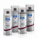Standox 1K-Füllprimer U3010 aus der Sprühdose jetzt auch in Schwarz und Weiß erhältlich