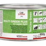 Carsystem setzt neue Maßstäbe - der neue Spachtel CS Multi Green Plus 1.0 SL