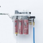 SATA filter cover – kostengünstiger Schutz für SATA-Filtereinheiten vor Overspray in der Lackierkabine