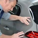 Standox Reparaturanleitung für neue Peugeot-Sonderlackierung