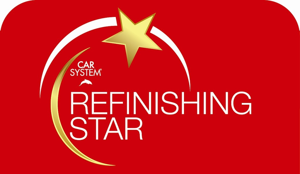 Logo Refinishing Star