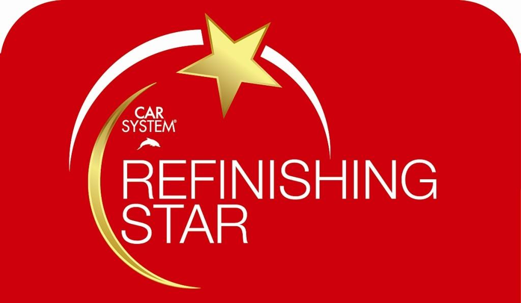 Logo Refinishing Star