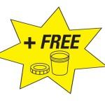 3M PPS mit gratis Außenbecher!
