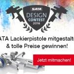 Ihr Design auf der Satajet 5000B - Sata Design Contest 2016