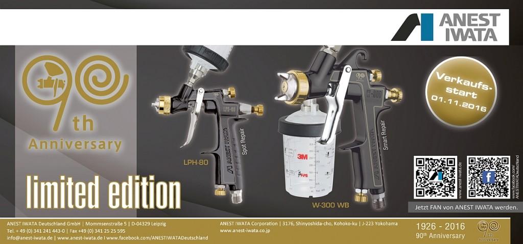 90 Jahre Edition LPH-80 W300